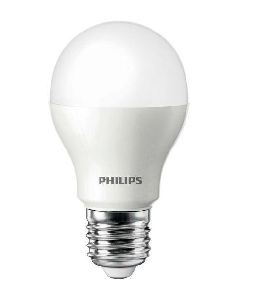 Лампа светодиодная LEDBulb 4 - 40W E27 6500K 230V A55 (PF) PHILIPS