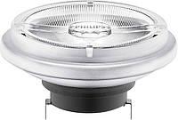 Лампа светодиодная LEDspotLV 11-50W 927 AR111 40D G53 PHILIPS диммируемая