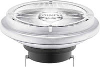 Лампа светодиодная LEDspotLV 15-75W 927 AR111 40D G53 PHILIPS диммируемая