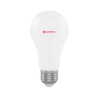 Лампа светодиодная A60 18W E27 4000К 1700 Lm ELECTRUM