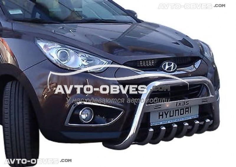 Кенгурин Can otomotiv для Hyundai ix35