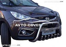 Кенгурятник Can otomotiv для Hyundai ix35