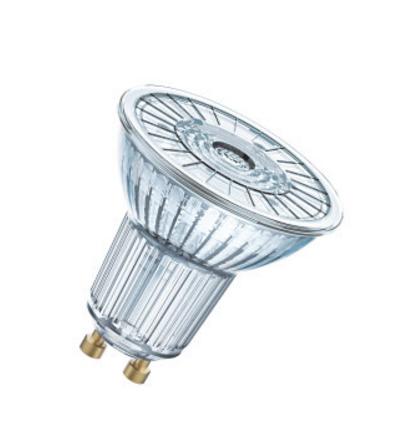 Лампа LED STAR PAR16 50 36° 3,6W 2700К 350Lm GU10 OSRAM