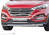 Прямой ус для Hyundai Tucson 2015-2017 (п.к. V001)