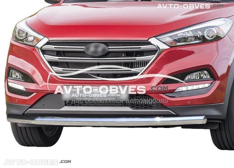 Прямой ус Hyundai Tucson 2015-2019 (п.к. V001)