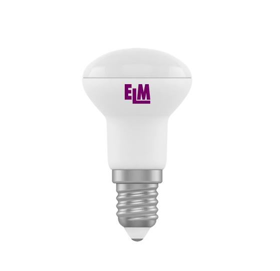 Лампа світлодіодна R39 4W E14 4000К 320 Lm ELM