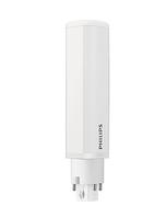 Лампа светодиодная CorePro LED PLC 6,5 W 3000К 4P G24q-2 600 Lm PHILIPS
