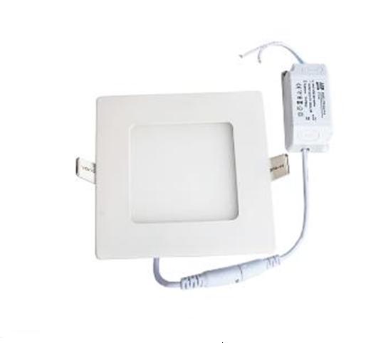 """Светодиодный LED светильник 6 Вт """"Квадрат"""" 480 Lm 3000К LEDEX"""