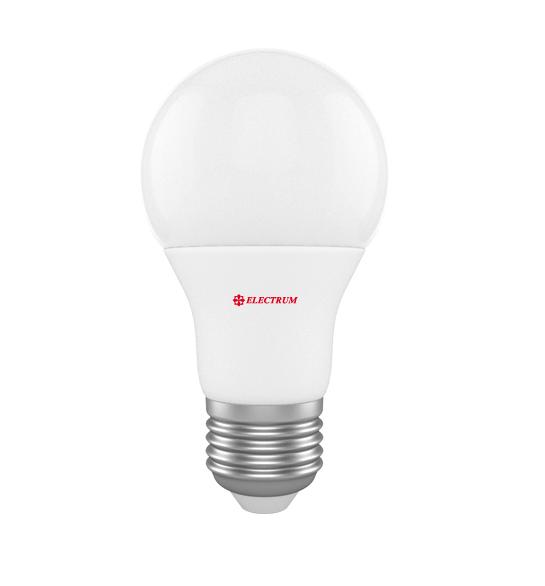 Лампа світлодіодна A55 9W E27 3000К 760 Lm ELECTRUM