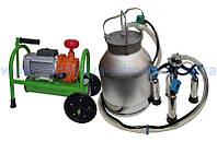 Доильный аппарат Буренка-1 Нержавейка 1500 (стаканы с нержавеющей стали)