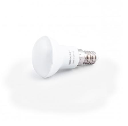 Лампа светодиодная R63 7W E27 4200К 560 Lm Евросвет
