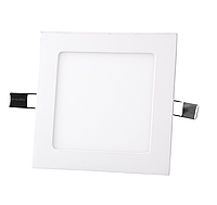 """Светодиодная LED панель 6Вт """"Квадрат"""" 4200К 420 Lm 120х120mm Евросвет"""