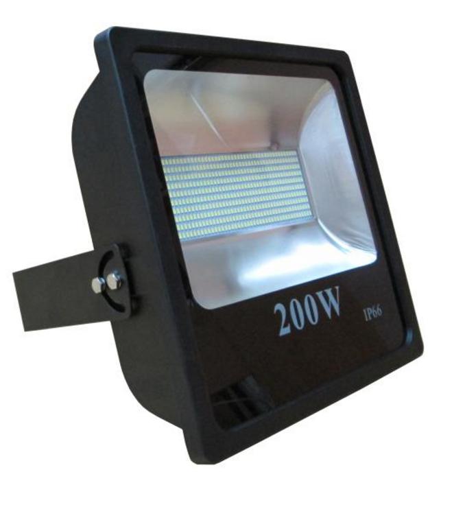 Светодиодный LED прожектор Delta 200 Вт 5000К 16 000 Lm