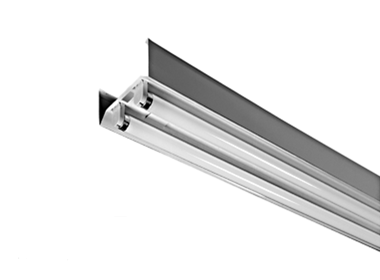 Корпус линейного светильника LINE300 2 х 3000 мм для светодиодных LED ламп