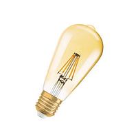 Лампа филаментная Vintage LED EDISON ST35 4 W 824 E27 OSRAM светодиодная