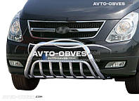 Дуга переднего бампера на Hyundai H1 2008-...