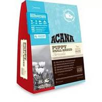 Акана паппи смол брид для щенков карликовых и малых пород (acana puppy small breed) 2кг
