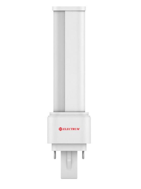 Лампа светодиодная  PL 7W G24 4000К 550 Lm ELECTRUM