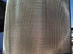 Сітка ткана нержавіюча Осередок=1,2 мм Дріт=0,4 мм Ширина=1000мм, фото 4