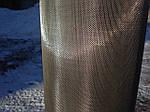 Сітка ткана нержавіюча Осередок=1,2 мм Дріт=0,4 мм Ширина=1000мм, фото 2