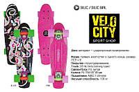 Скейтборд Tempish Silic для девочки