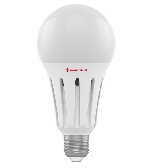 Лампа светодиодная A70 20W E27 4000К 1800 Lm ELECTRUM мощная
