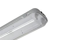 Корпус светильника TORES 2 х 1200 мм для светодиодных LED ламп IP65, герметичный промышленный