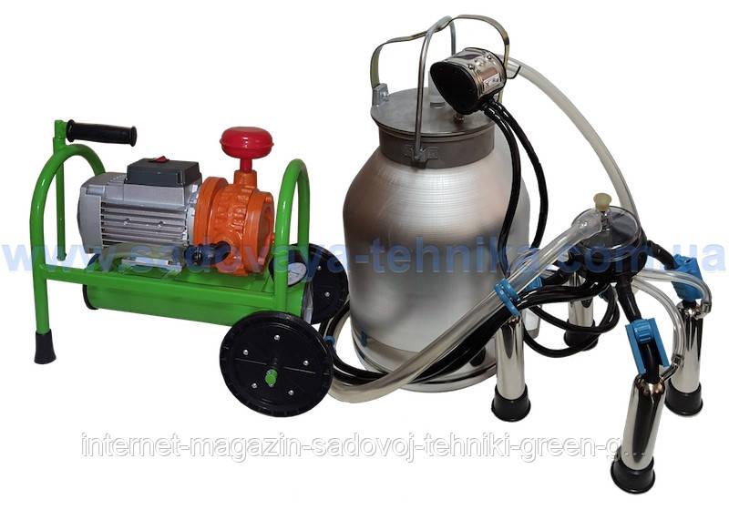 Доильный аппарат Буренка-1 Евро 1500 (попарная система доения) - Магазин садовой техники в Чернигове
