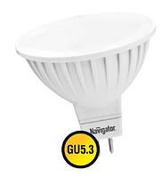 Лампа светодиодная NLL MR16 7W 3000K 230В GU5.3 NAVIGATOR