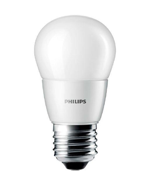 Лампа светодиодная LEDluster 3 - 25W E27 827 P48 (люстра) PHILIPS