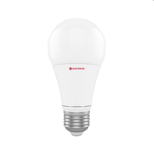 Лампа светодиодная A60 10W E27 4000К 1000 Lm ELECTRUM
