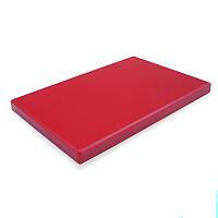 Доска разделочная пластик красная (Empire Эмпаир Емпаєр) EM-2564