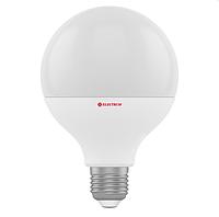Лампа светодиодная D95 15W E27 4000К ELECTRUM