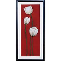 Набор для вышивания бисером Фантазия Тюльпаны