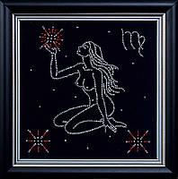 Набор для вышивания бисером Дева
