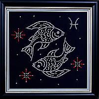 Набор для вышивания бисером Рыбы