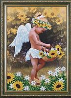 Набор для вышивания бисером Мой ангел