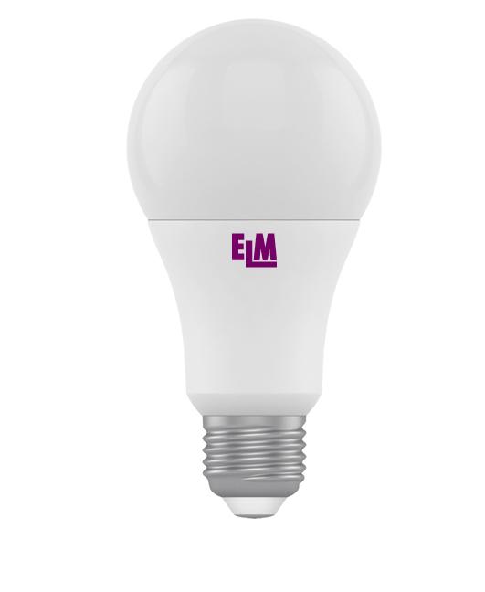 Лампа светодиодная B60 7W E27 2700К 510 Lm ELM