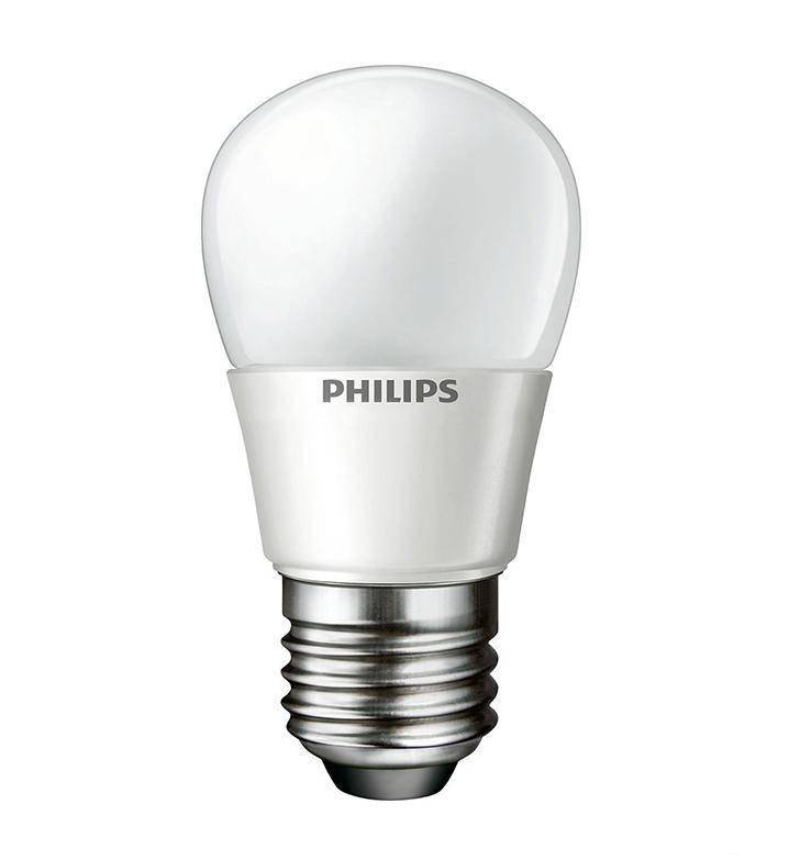 Лампа светодиодная LEDBulb 4 - 40W E27 6500K 230V Р45 PHILIPS