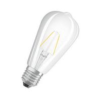 Лампа LED EDISON RF ST40 4W 2700К FIL 470Lm E27 OSRAM светодиодная филаментная