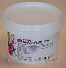 Мастика кондитерская  ванильная Smartflex  1кг/упаковка