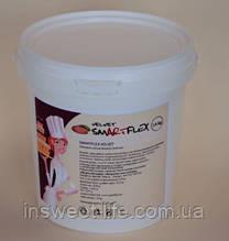 Мастика кондитерська синя ванільна Smartflex Velvet 0,7 кг/упаковка