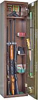 Оружейный сейф ОШ 4 (4 ствола) METKON. Вес:52 кг., Высота*Ширина*Глубина 1500x400x250 мм.