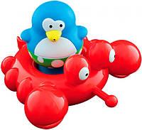 Игрушка для ванны Water Fun Веселый крабик