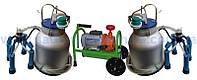Доильный аппарат Буренка-2 Стандарт 1500 (с пластиковыми стаканами)