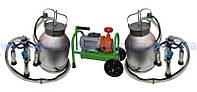 Доильный аппарат Буренка-2 Нержавейка 1500 (стаканы с нержавеющей стали)