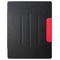Чехол-книжка для iPad 2/3/4 пластиковая накладка Folio Cover черный