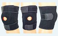 Наколенник-ортез коленного сустава открыв. со спирал. ребрами жесткости (1шт) EXTREME  (регул.)
