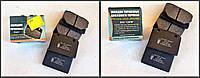 Колодки тормозные дискового тормоза ВАЗ 210-07 (пр-во Самара),2101-3501090