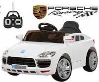 Детский  электромобиль Porshe Cayenne Turbo